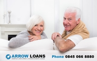 Secured Homeowner Loans Age Limits UK
